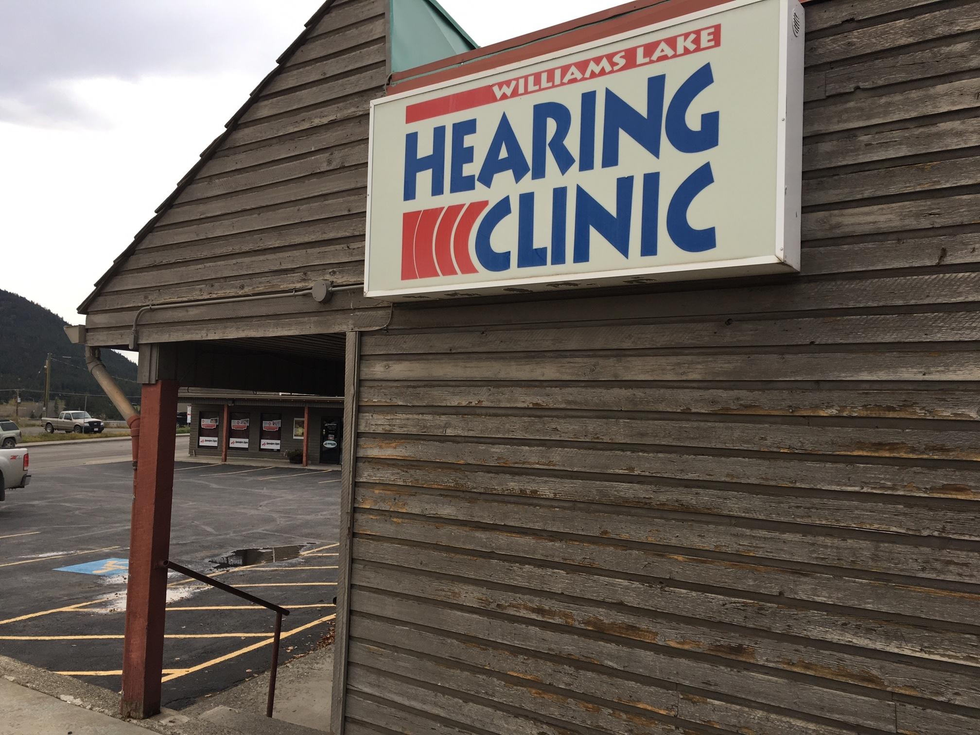 Williams Lake Hearing Clinic in Williams Lake: street view