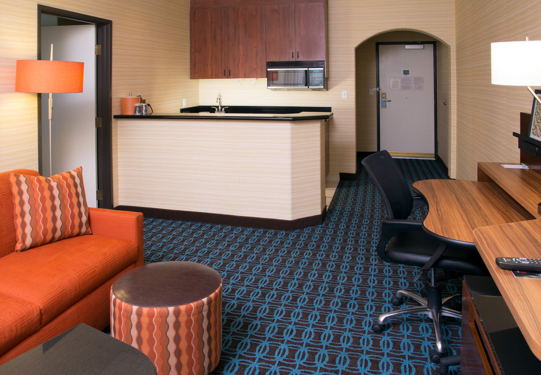 Fairfield Inn by Marriott Anaheim Hills Orange County image 4