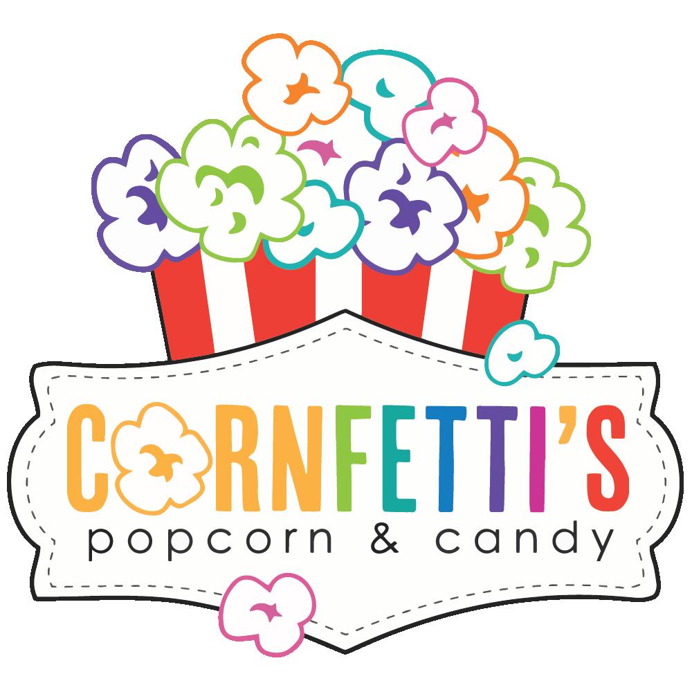 Cornfetti's Popcorn and Candy