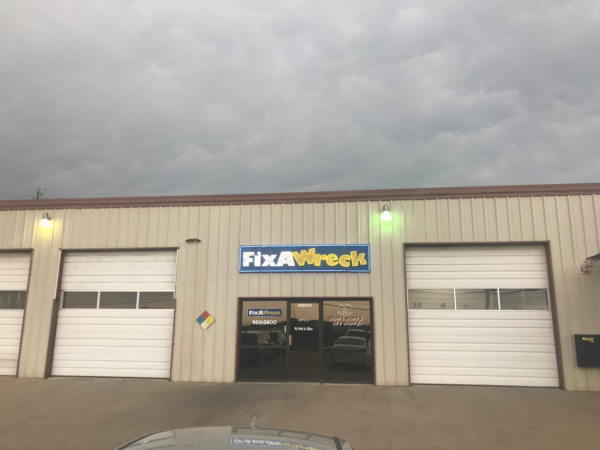 Fix A Wreck Collision Center
