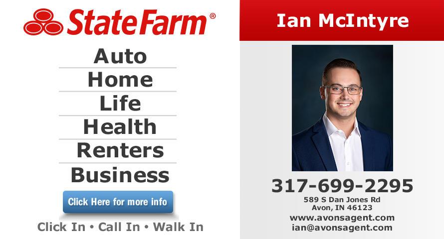 Ian McIntyre - State Farm Insurance Agent image 0