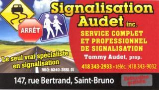 Signalisation Audet Inc