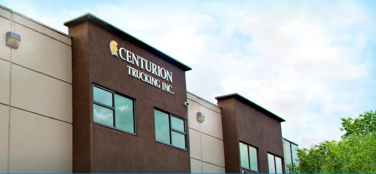 Centurion Trucking Inc