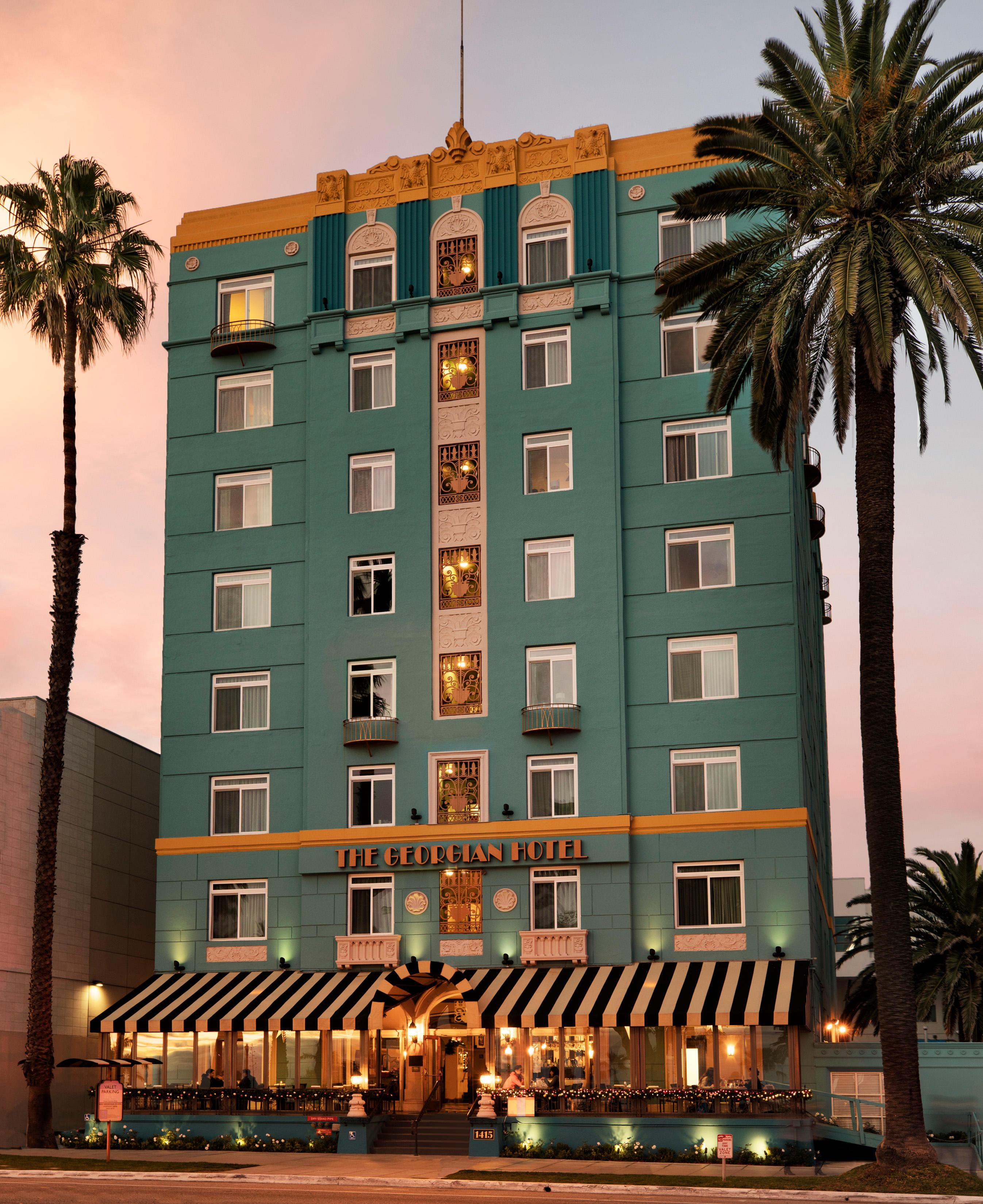 The Georgian Hotel in Santa Monica, CA, photo #2