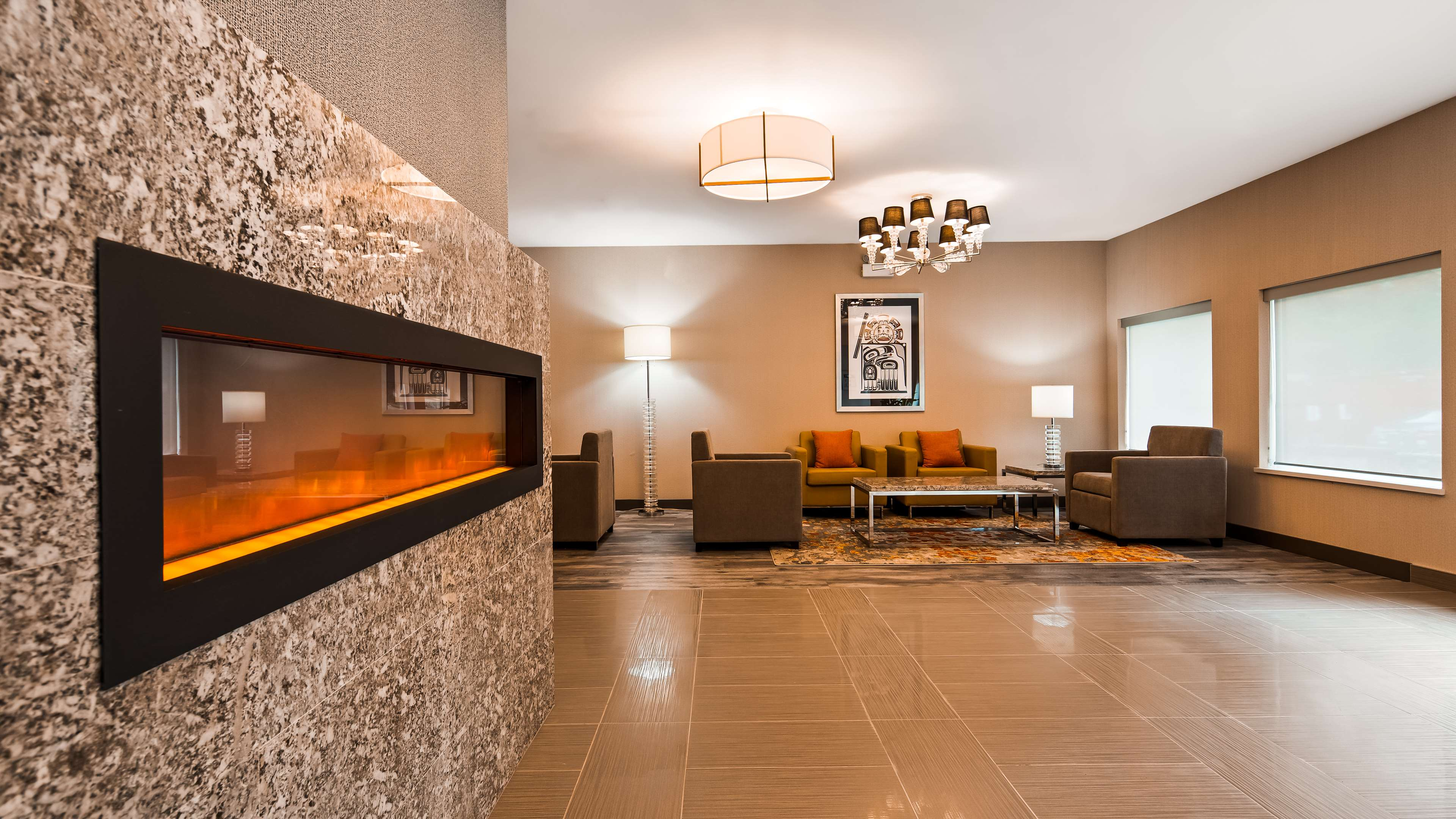 Best Western Cowichan Valley Inn in Duncan: Hotel Lobby