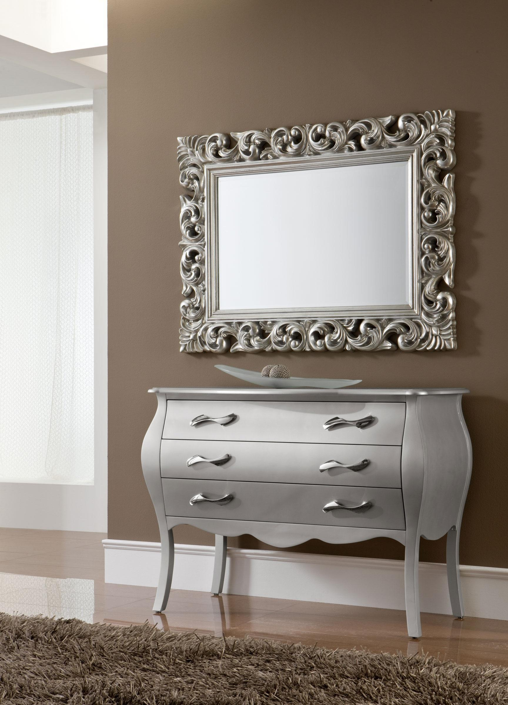 Купить зеркало серебро (90*120) настенные зеркала - russiama.