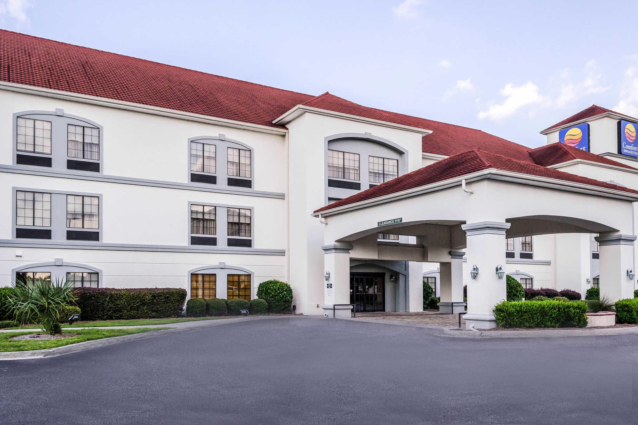 Comfort Inn Amp Suites Savannah Airport In Savannah Ga