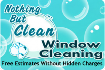 Nothing But Clean Window Cleaning image 1