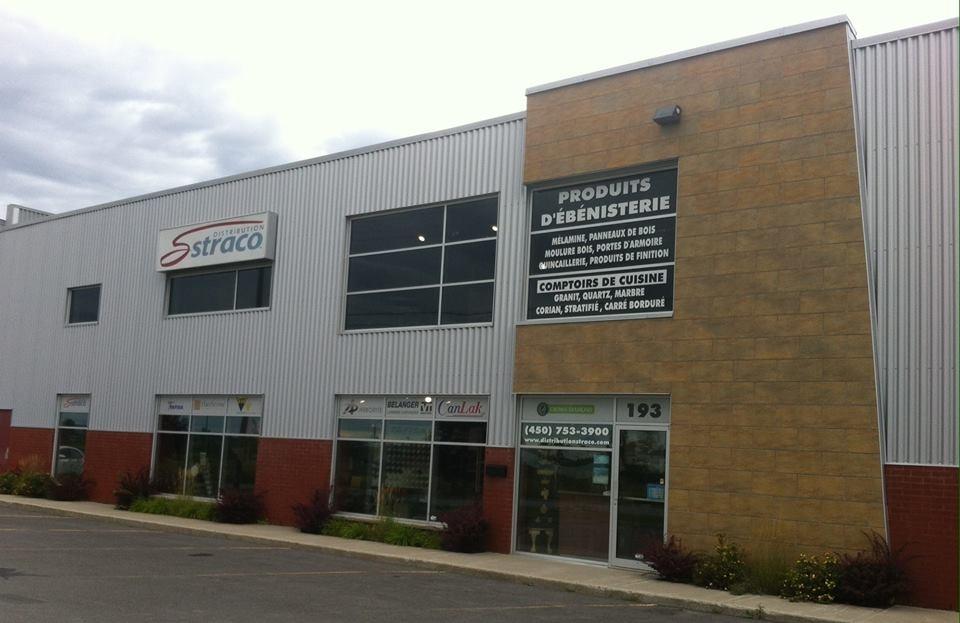 Distribution STRACO à Notre-Dame-des-Prairies