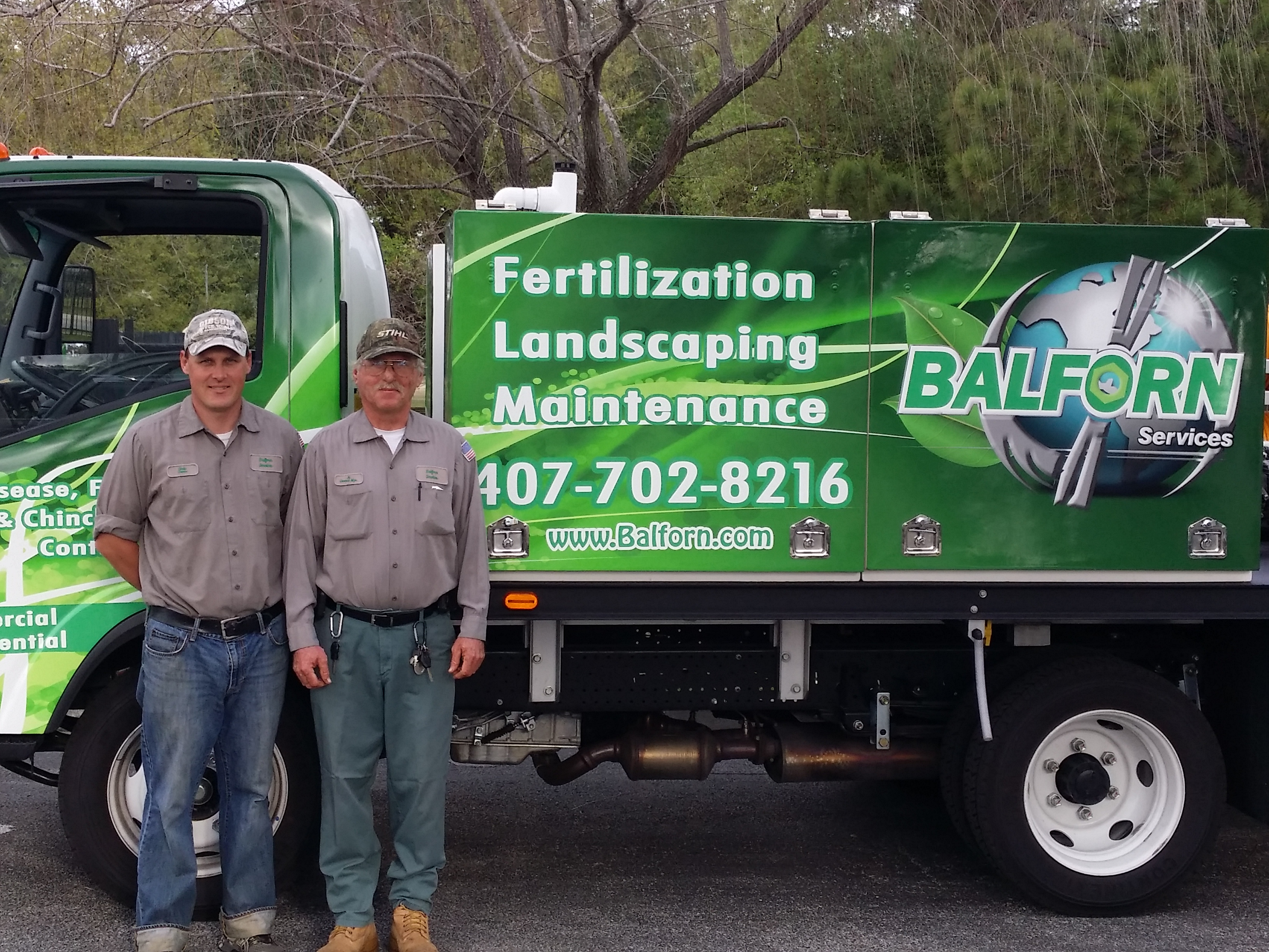 Balforn Lawn Service