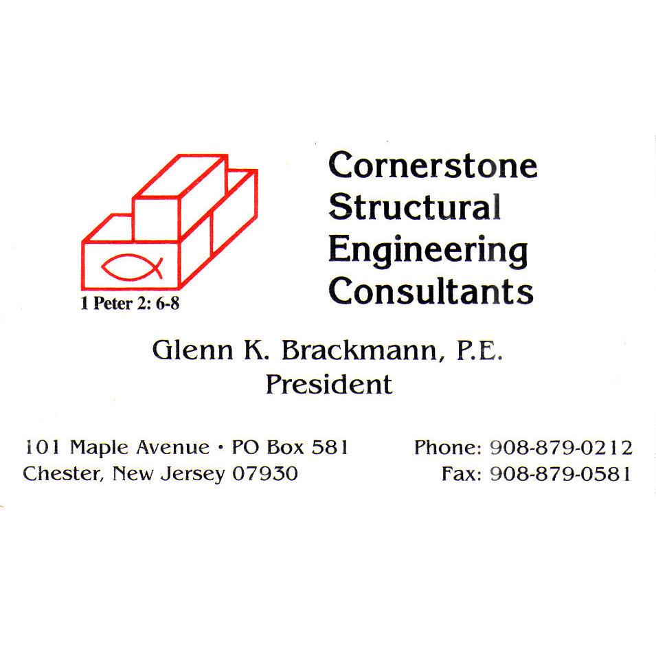 Cornerstone Structural Engineering Consultants