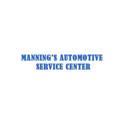 Manning's Automotive Service Center
