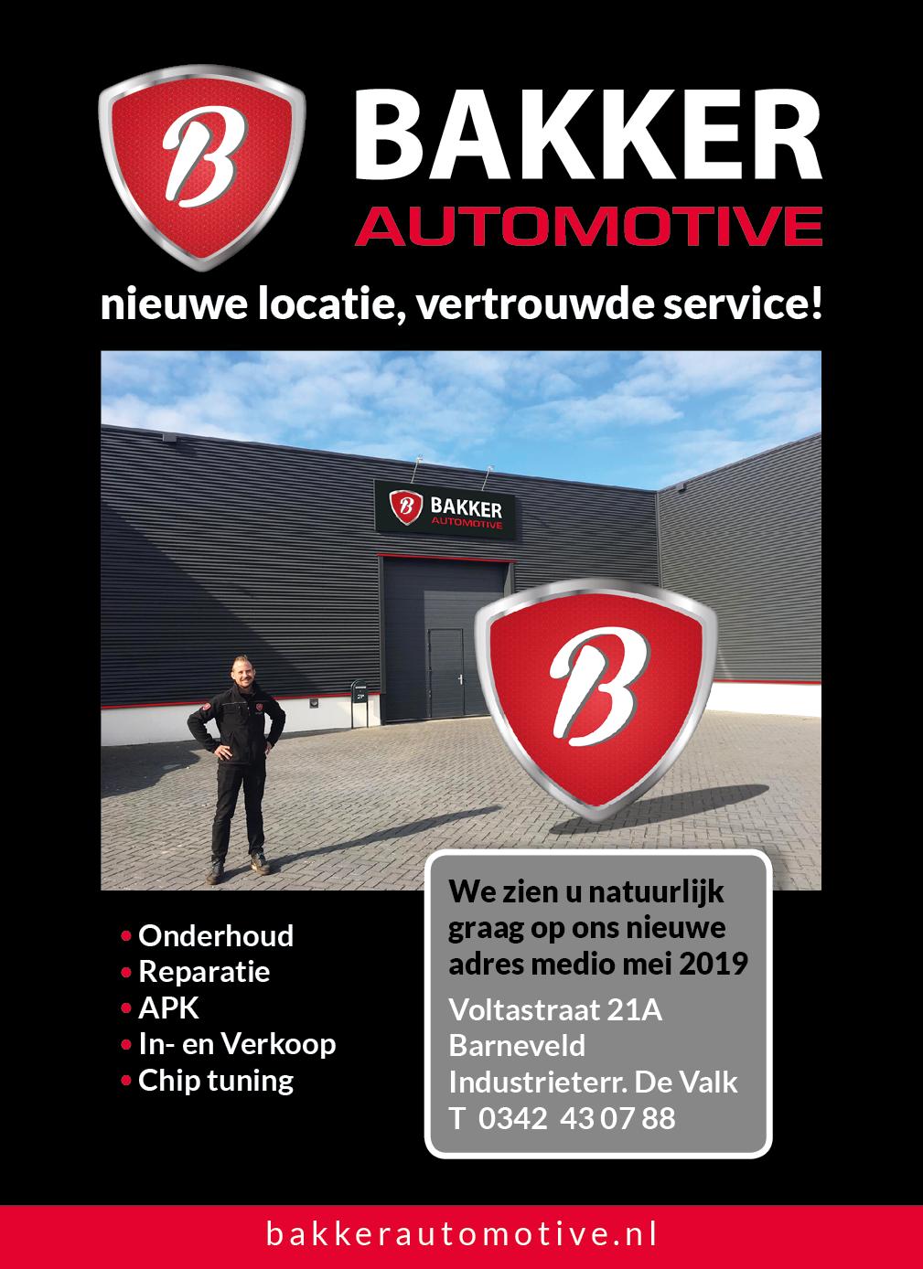 CJ Bakker Automotive
