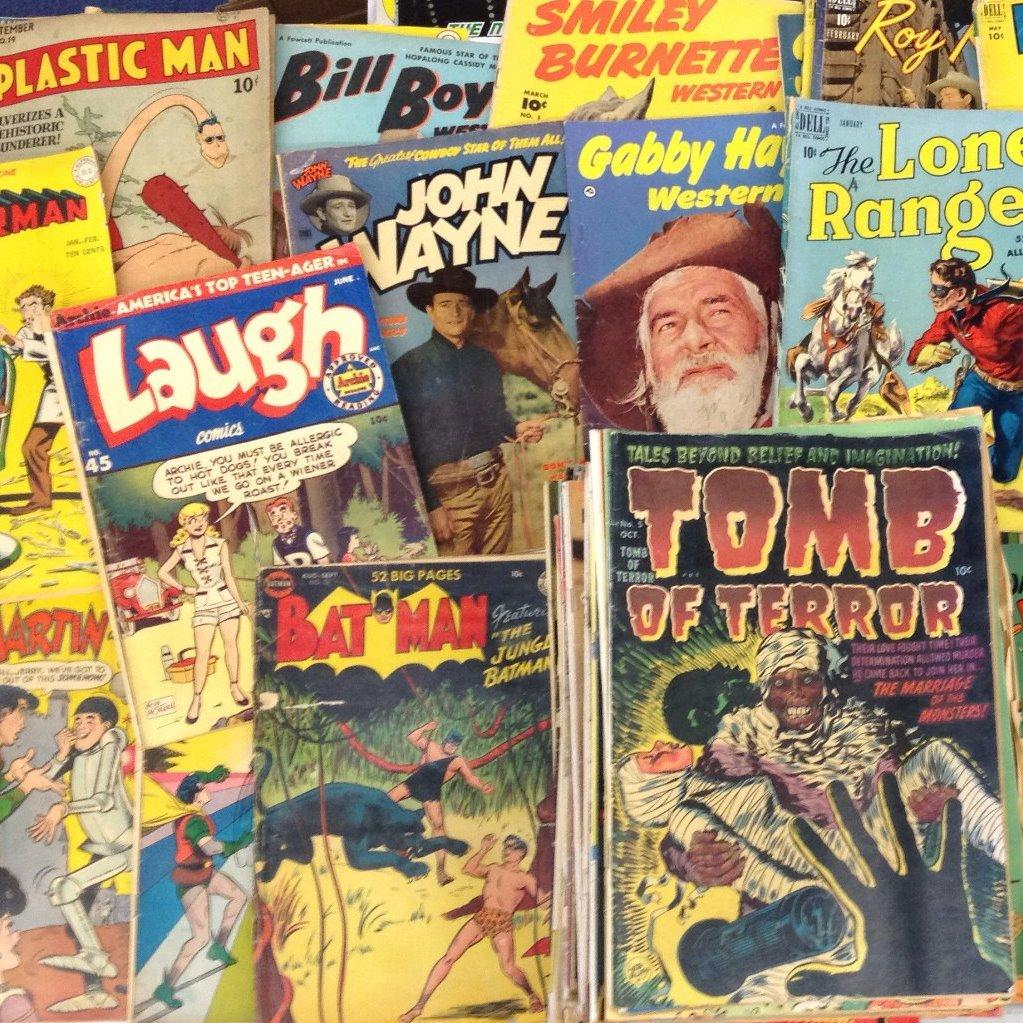 BunkyBrothers Vintage Comics and Toys