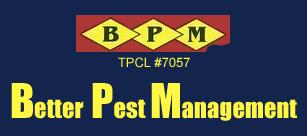 Better Pest Management