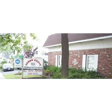 Cedar Grove Transmissions & Auto Repair Inc image 1