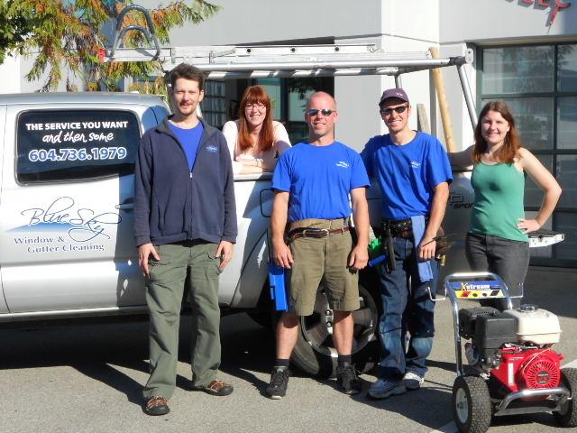 Blue Sky Window & Gutter Cleaning Ltd