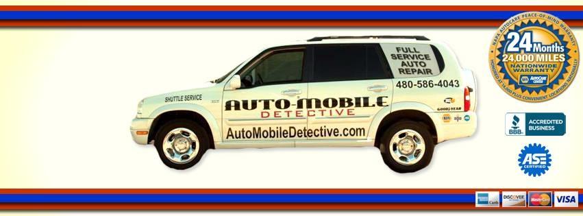 Auto Mobile Detective image 0