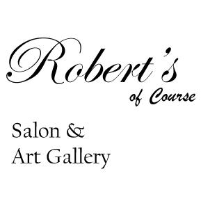 Robert's Of Course Salon & Art Gallery