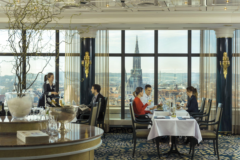 Hotel Maritim Ulm Restaurant