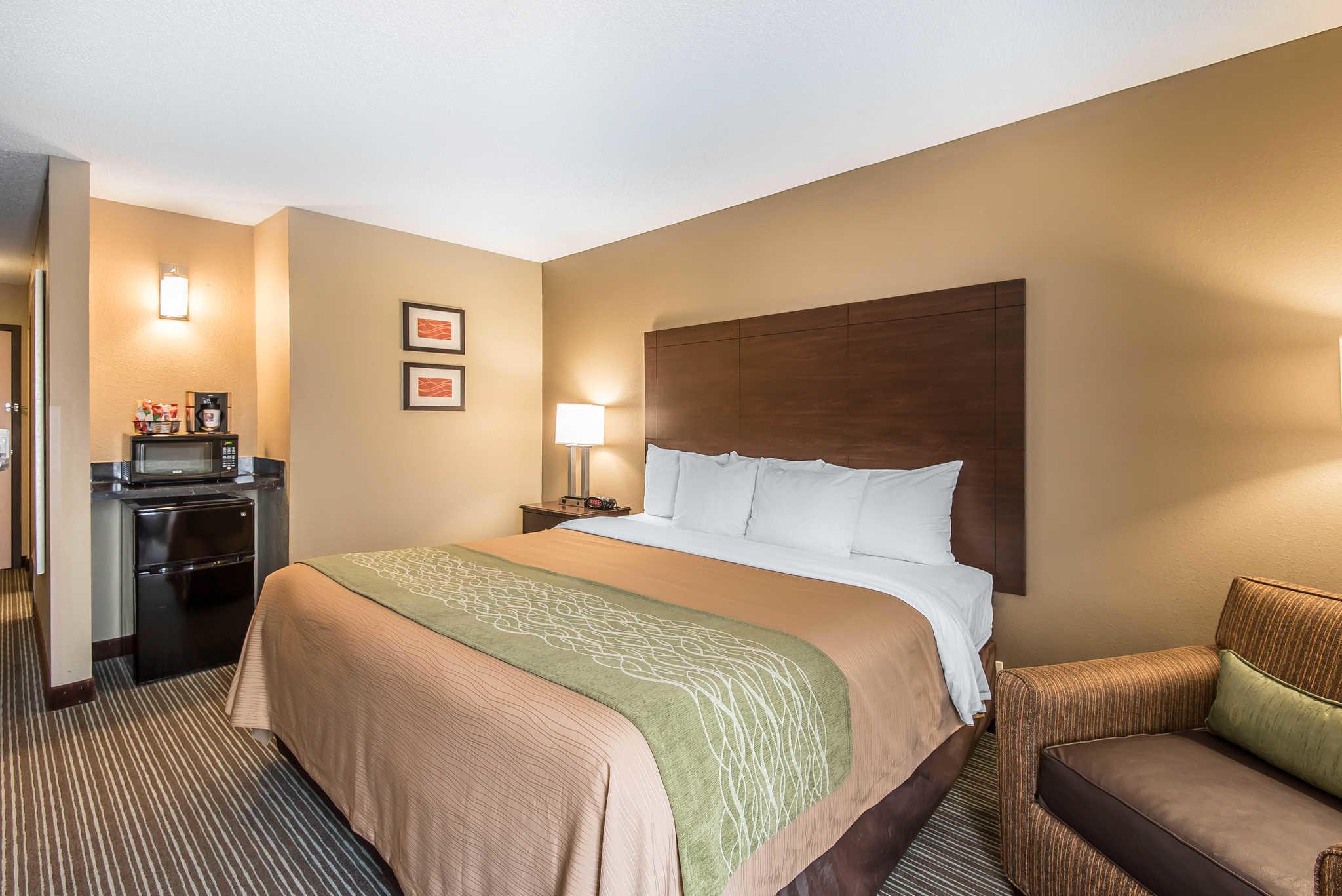Comfort Inn & Suites Kansas City - Northeast image 6