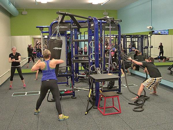 Executive Health & Sports Center image 2