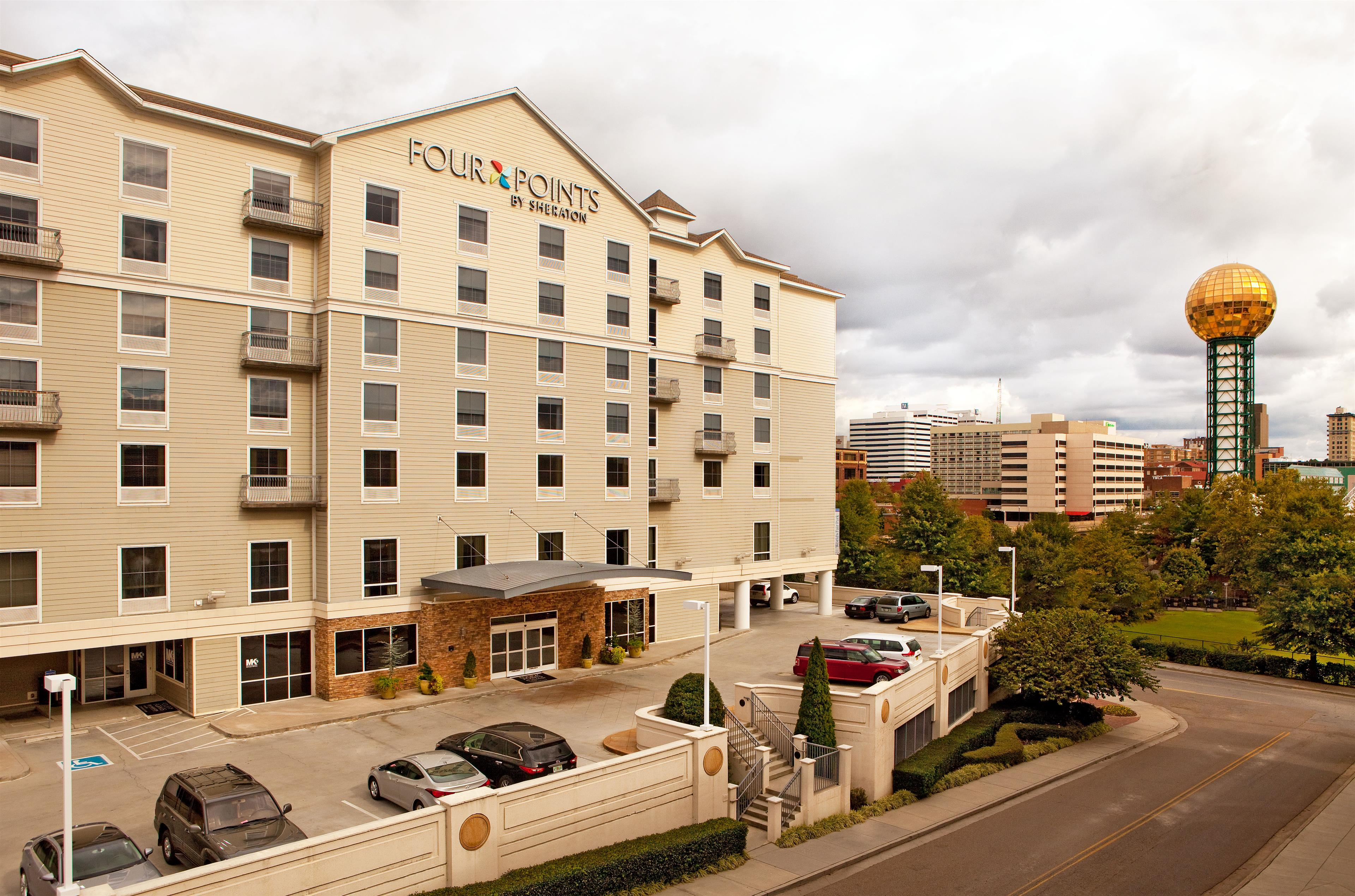 Four Points by Sheraton Knoxville Cumberland House Hotel image 1