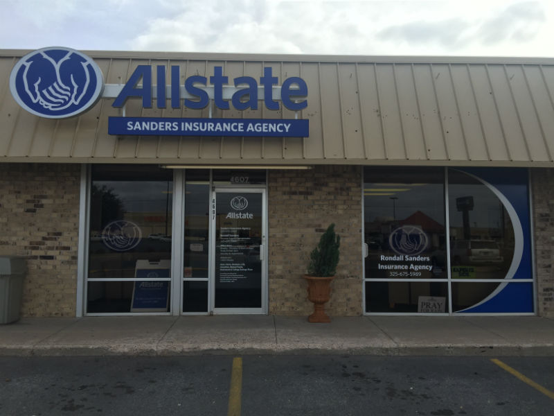 Allstate Insurance Agent: Rondall Sanders image 1