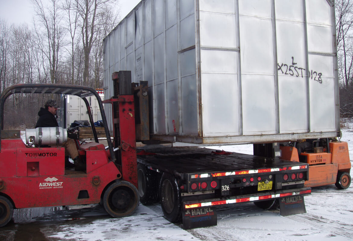 Midwest Machinery Movers, LLC image 2