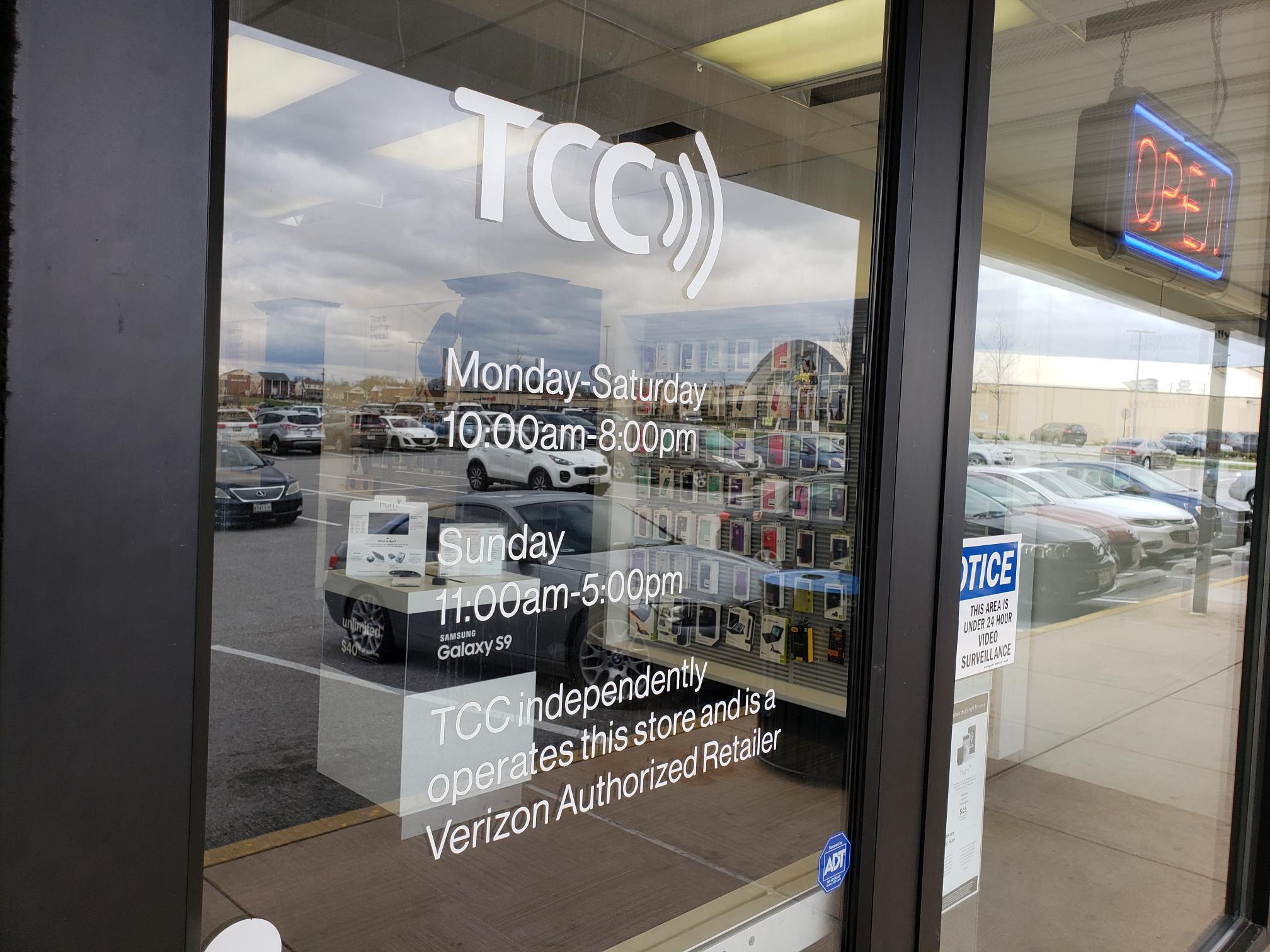 Verizon Authorized Retailer – TCC image 0