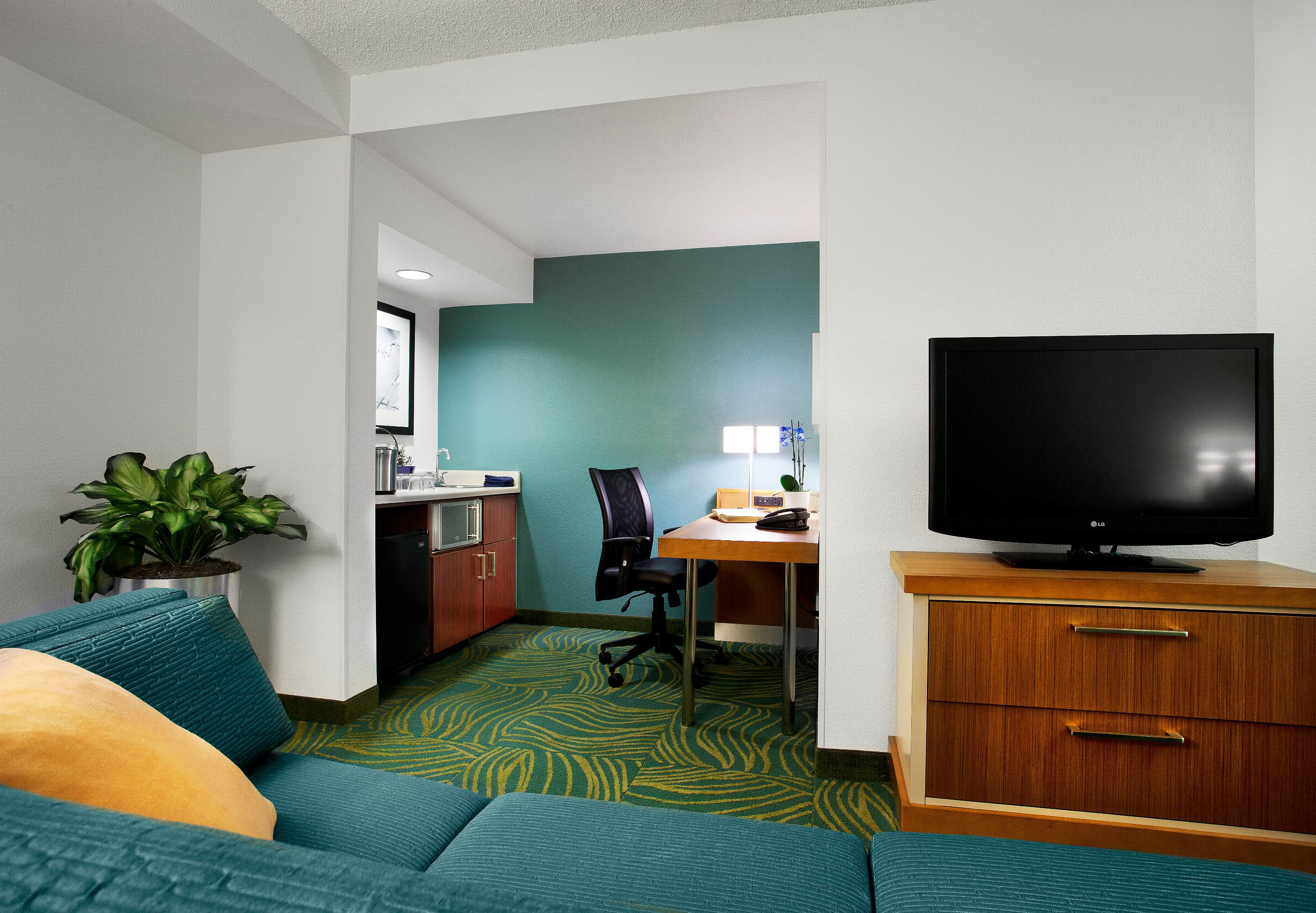 SpringHill Suites by Marriott Phoenix Downtown image 0