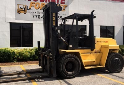 Accurate Forklift image 11