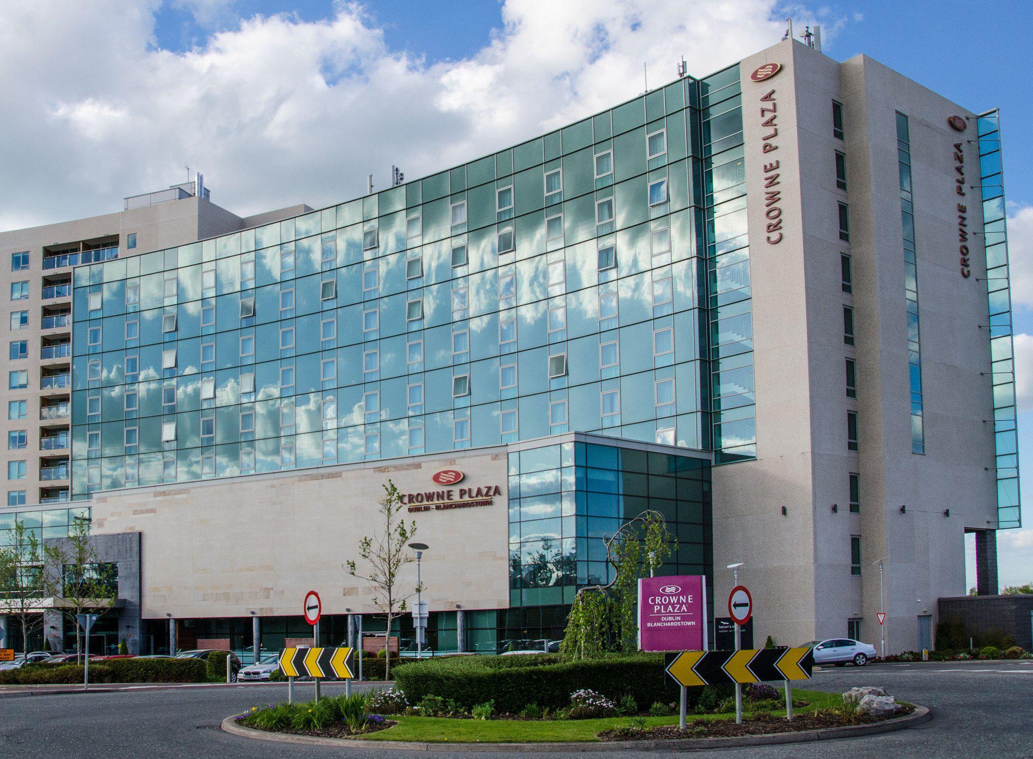 Crowne Plaza Dublin - Blanchardstown, an IHG Hotel