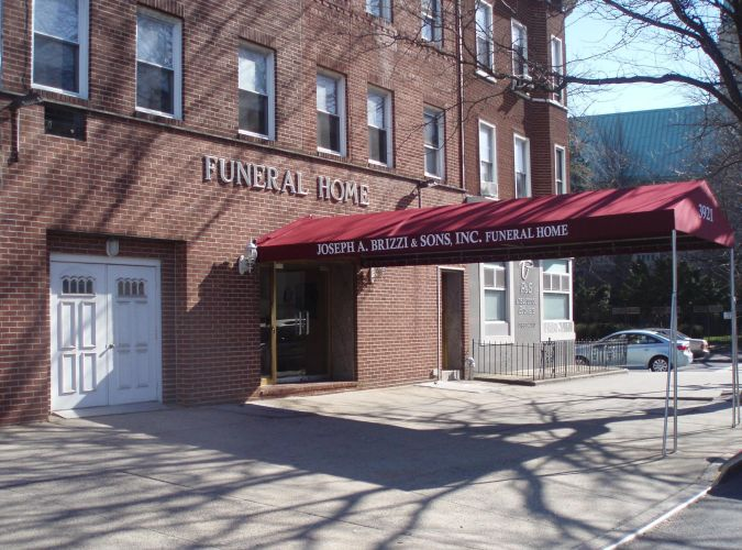 joseph a brizzi and sons funeral home brooklyn ny business page. Black Bedroom Furniture Sets. Home Design Ideas