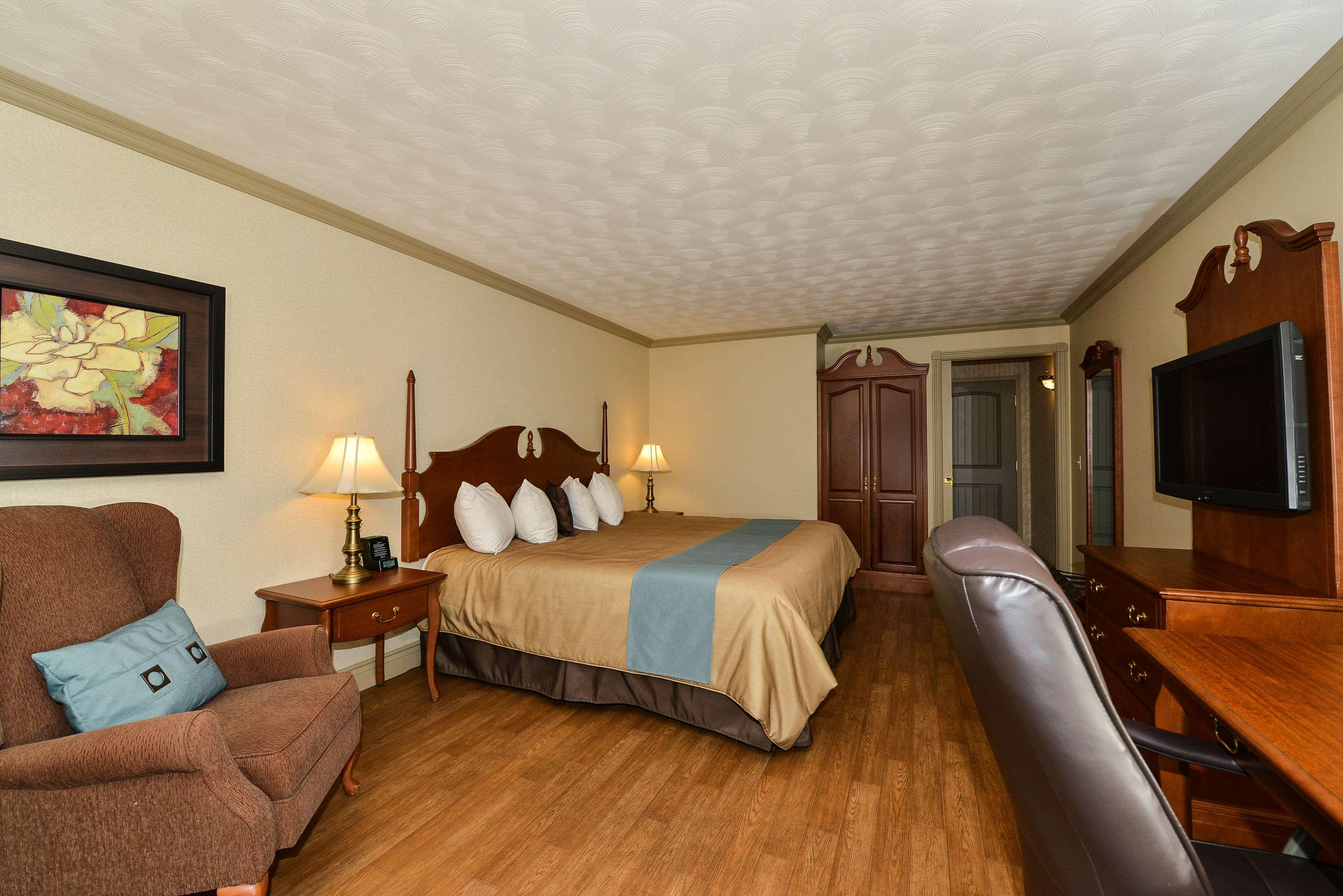 Hotel Best Western Edmundston Nb