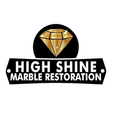 High Shine Marble Restoration