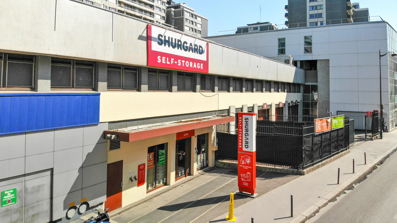 Shurgard Self Storage Paris 18 - Porte de Clignancourt