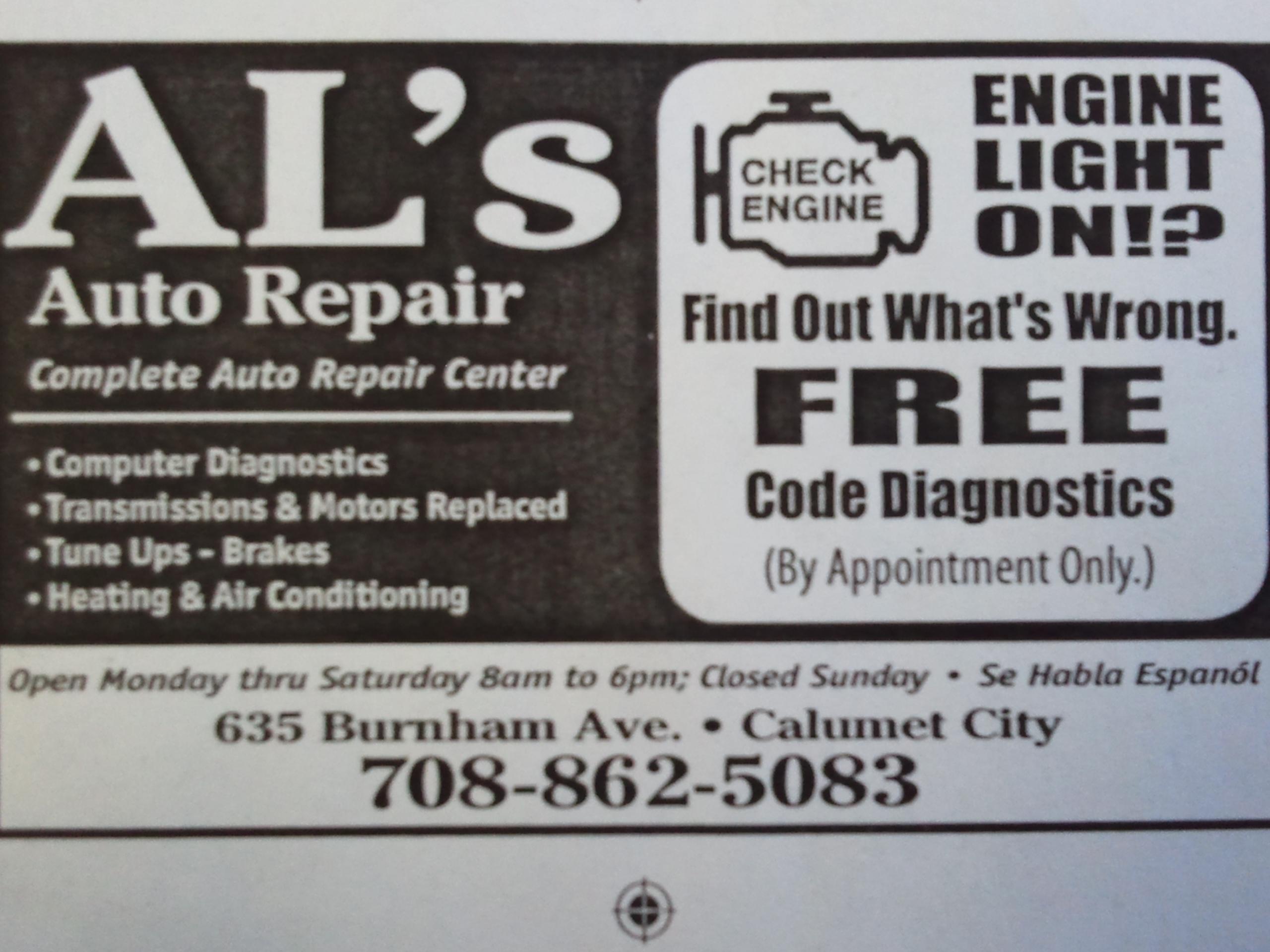 al's auto repair image 1