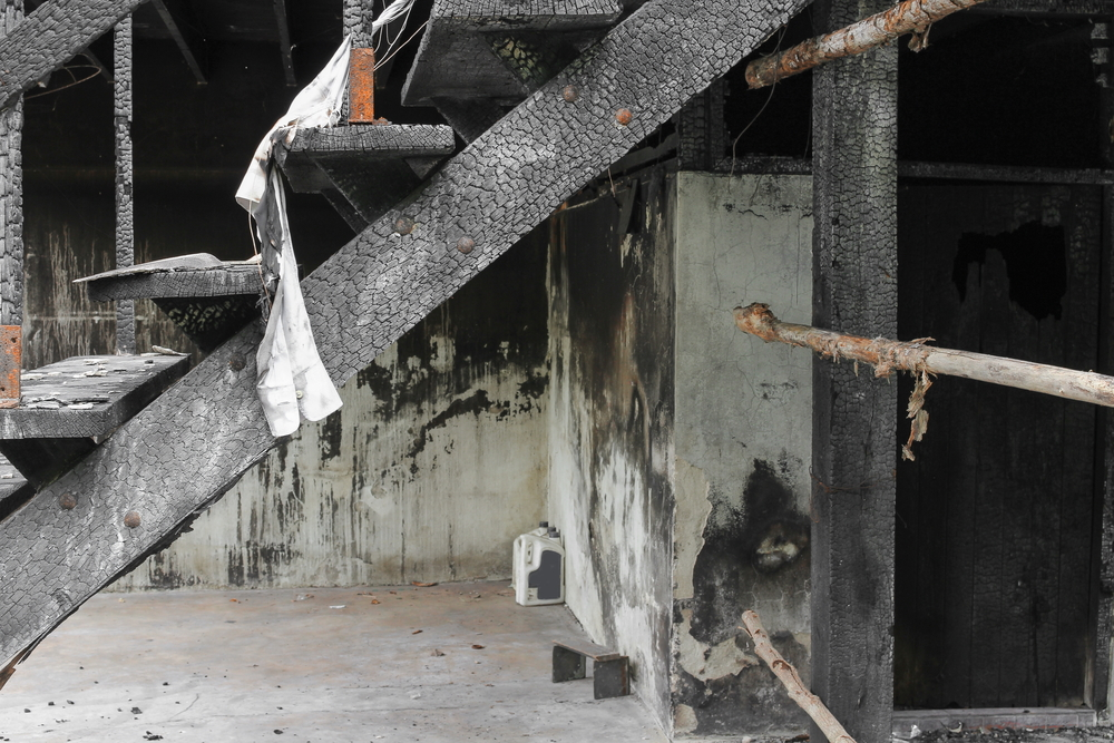 Fire Damage? SERVPRO of Haywood & Transylvania Counties can help!
