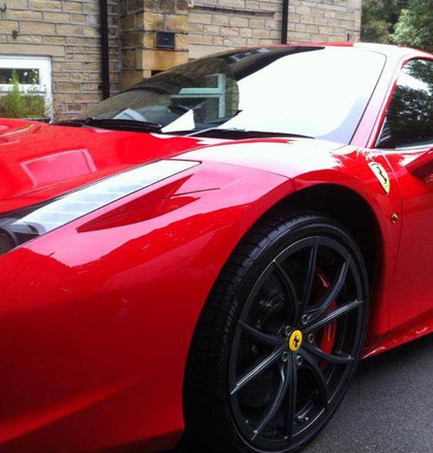 Car Valeting Services Huddersfield