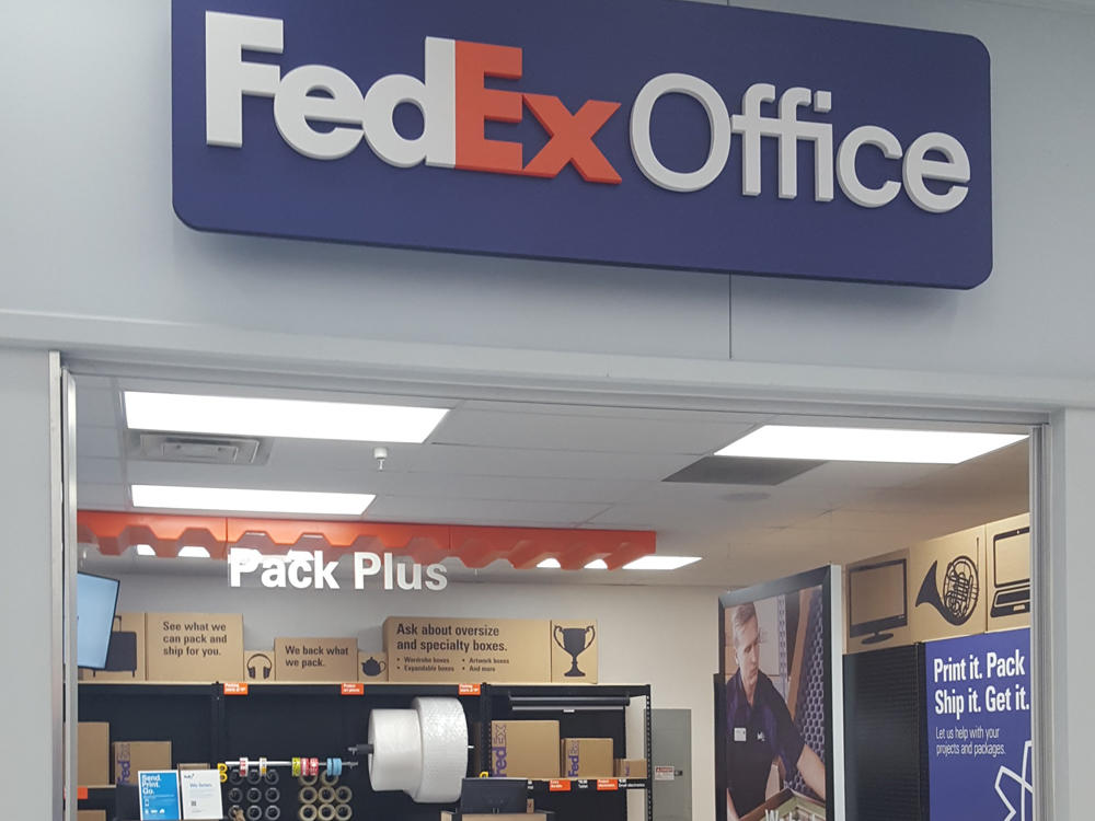 FedEx Office Print & Ship Center (Inside Walmart) image 0