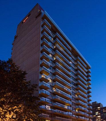 Residence Inn Montreal Westmount à Montreal