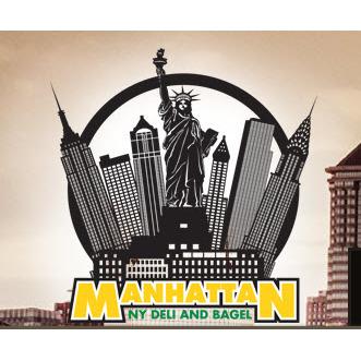 Manhattan Ny Deli and Bagel
