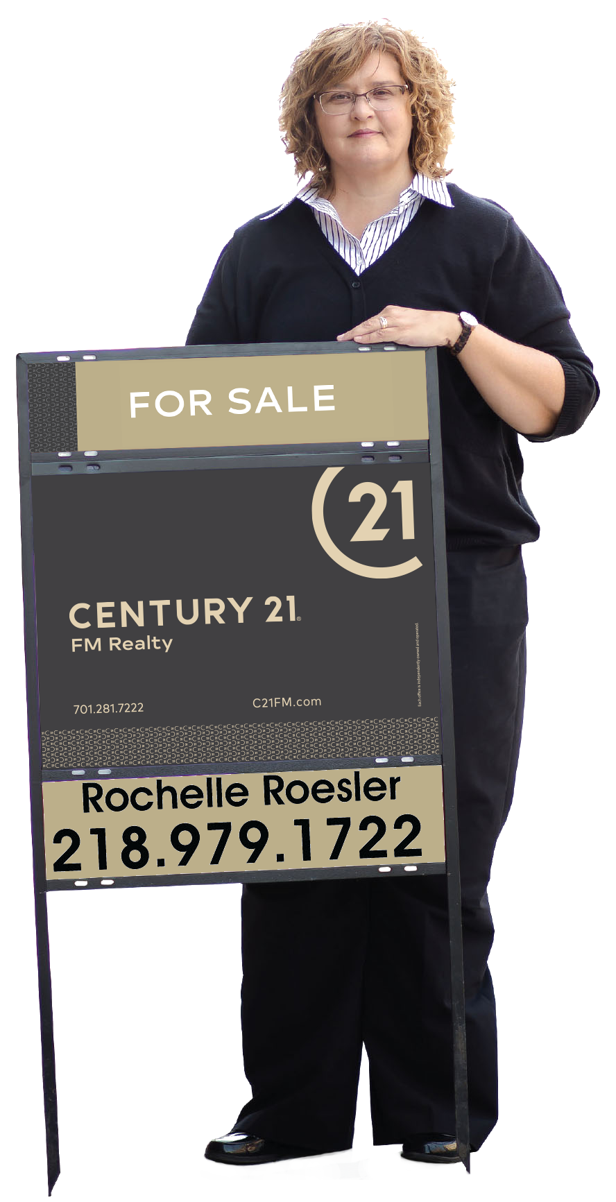Rochelle Roesler at Century 21