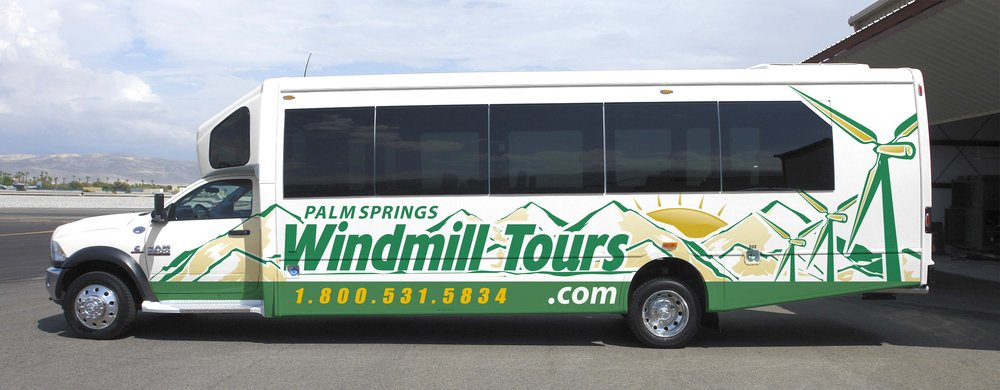 Palm Springs Windmill Tours image 0