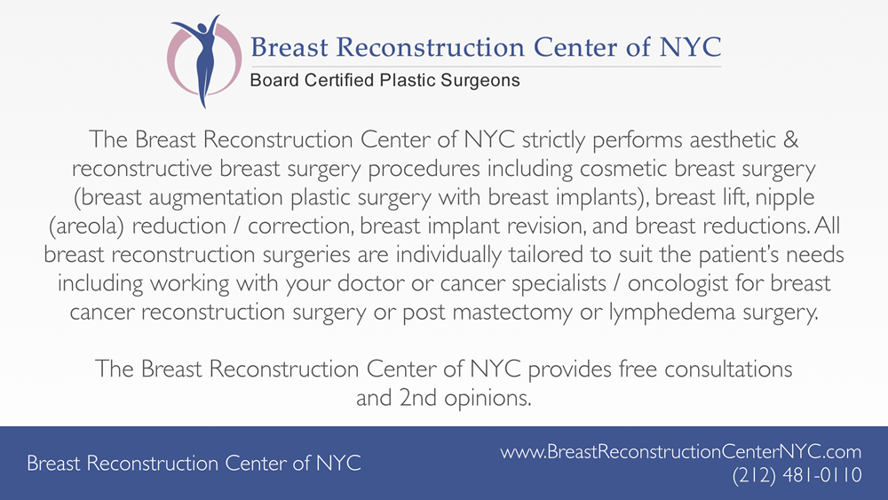 Breast Reconstruction Center of NYC image 0