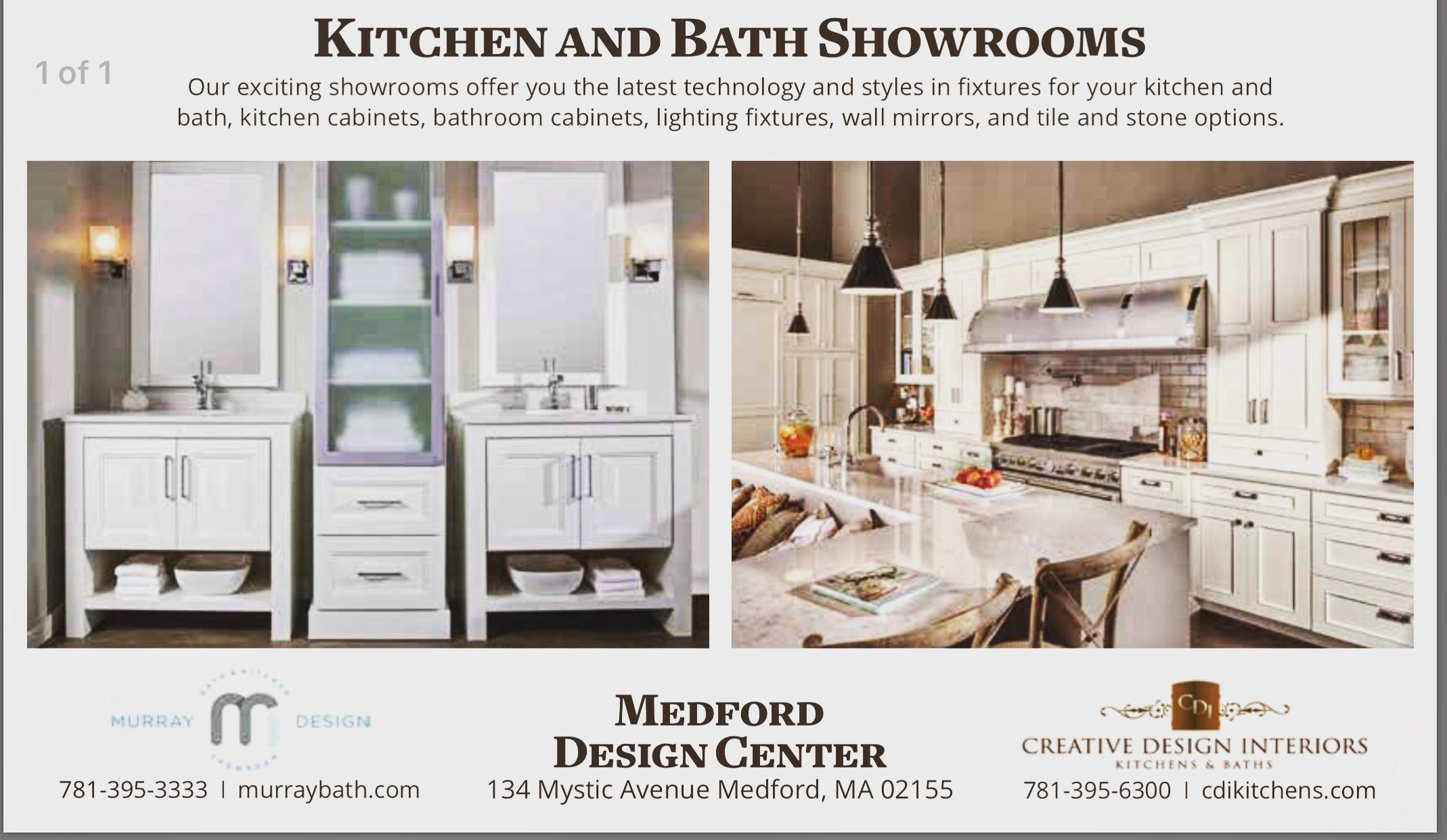 Creative Design Interiors Kitchen And Bath Medford Ma Business Directory