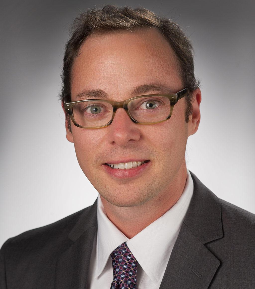 Headshot of Thomas Rothenbach