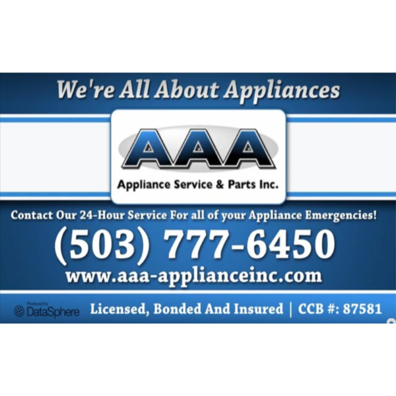 AAA Appliance Service Inc. - Portland, OR 97206 - (503)777-6450 | ShowMeLocal.com