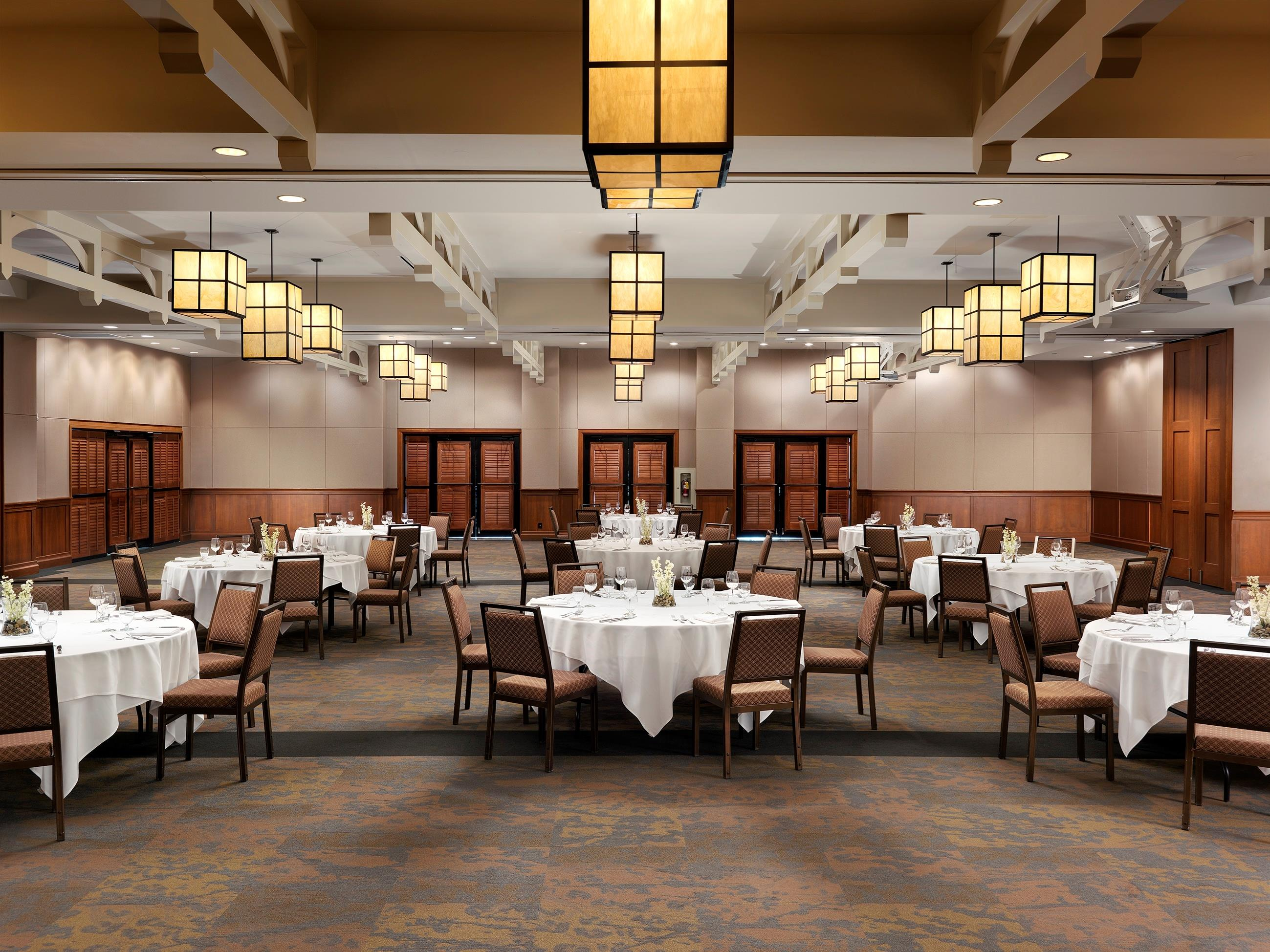 The Westin Bear Mountain Golf Resort & Spa, Victoria in Victoria: Ballroom